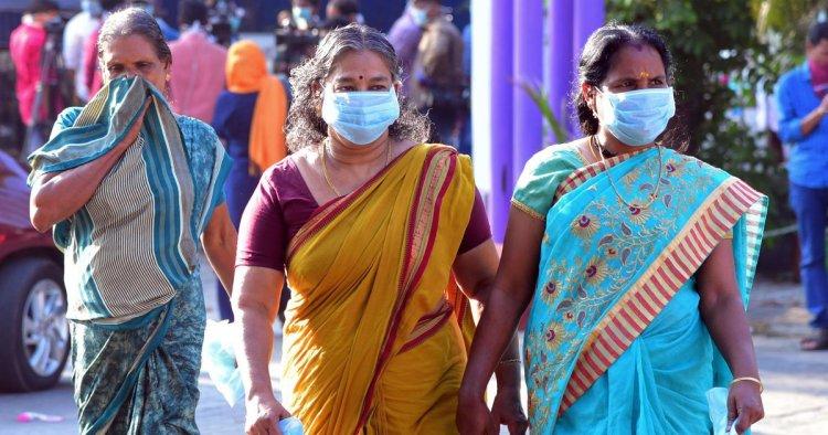 केरल में  कोरोना के नए मामलों में आया बड़ा उछाल, एक दिन में मिले 46 हजार अथिक केस, पढ़े पूरी खबर