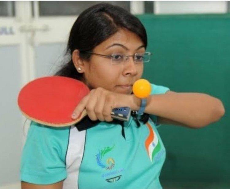 भविना पटेल ने जीता पहला पदक : टोक्यो पैरालंपिक्स