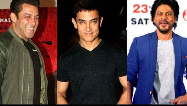 आमिर,शाहरुख सलमान में किसको ज्यादा संघर्ष करना पड़ा