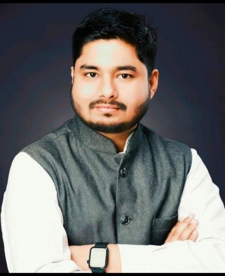 भूपेश समर्थक नीरज पांडे छत्तीसगढ़ एनएसयूआई के अध्यक्ष नियुक्त हुए